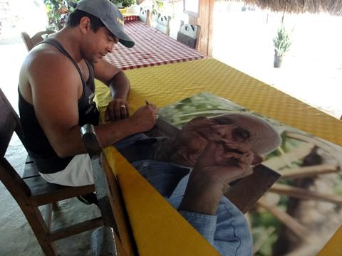 signing_to_alejandro_photograph