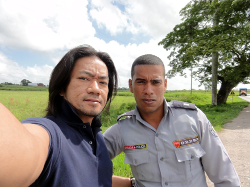 with_cuban_police